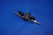 17. Syrefördelare 9 mm, 2 utgångar