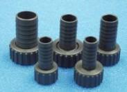 45. Slanganslutning 32mm- inv 11/4