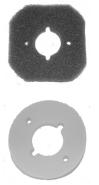 26. Filtersvampar Bioclear 10000