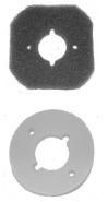 27. Filtersvampar Bioclear 15000 & 25000