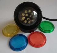 11. LED Spot 12 - 3 pack 4,8 W, (3x1,6 W)