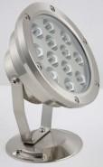 16. LED Spot Pro 12 W metall