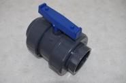 12. PVC kulventil 110mm