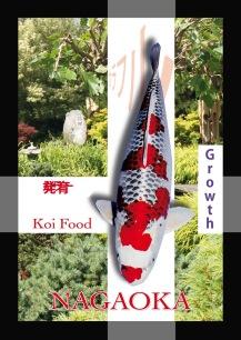 7a. Nagaoka Growth 3kg Sjunkande