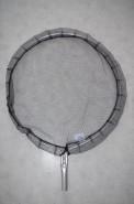 2. Norfine koihåv 61 cm diameter ink teleskopisk skaft 1,8-3,6m