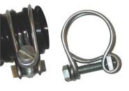 10. Slangklämma för spiralslang 14mm