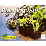 Planteringsnätpåse 25 x 25 x 20 cm