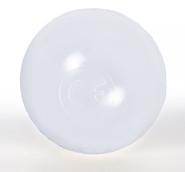 4. Dammbollar Transparent 70mm för 4m2