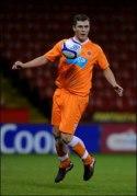 Adam Mitter, ex-Blackpool, till lilla Ånge.