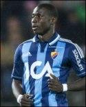 Alhaji Kamara sköt GIF ur cupen.