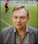 Cupgeneralen Kent Sjöberg i Sund IF.