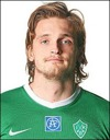 Peter Nilsson öppnade mål-skyttet för IK Brage.