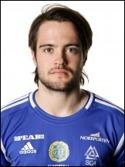 Robbin Selin gjorde två mål för U21 mot Degerfors.