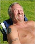 Roy B Olsson tror på topp 6 för hans Ljunga IF i år.