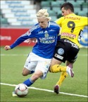Patrik Broman är en av 12 spelare i SFK som spelat juniorfotboll med GIF Sundsvall.