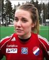 Hattrick i pre-miären för Elin Danielsson.
