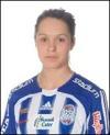 Felicia Karlsson gjorde två mål för Eskilstuna.
