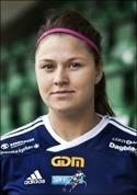 "Kim tyckte hon var ""klappkass"" - bäst i SDFF mot AIK."
