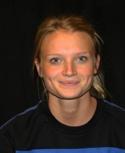 "SDFF:s ""bödel"" Jen-ny Jansson, gjorde hattrick."