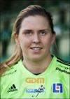 Josefin Hal-varsson bäst i SDFF trots fyra insläppta mål.
