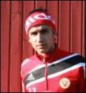 Ferdi Ismaili gjorde två mål men hade bud på sju-åtta.