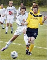 Jacob Melander är en av tre spelare som gjort fyra mål så här långt.