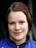 Madeleine Lidin säkrade HK-segern med sitt 2-0-mål.