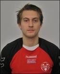 """""""Hank The Tank"""" Pedersen gjorde 1-0 när Söders vann derbyt mot Kuben 2."""