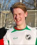 """Daniel Johansson, två mål och en onö-dig utvisning med avstängning som följd blev """"Dannes"""" facit mot Kovland."""