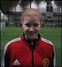 Maja Scharin gjorde ett av Alnömålen.