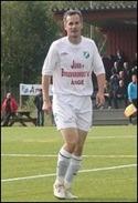 Mattias Thorsell satte tidigt 1-0. Foto: Björn Sjödin.