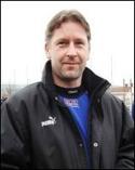 Mikael Häggqvist, nöjd Kubentränare.