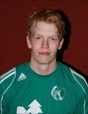 Joakim Andersson gjorde sitt sjunde mål för säsongen.