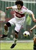 Admir Adra satte psykologiska 2-0-målet för Svartvik.