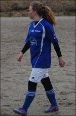 Emelie Jonsson gjorde Matfors mål.