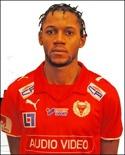 Yannick Bapupa är efter diverse turer numera i AFC Uni-ted och var den som satte första spiken i Selångers kista med sitt 1-0-mål.