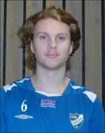 Stefan Grönlund på mittbacken var IFK:s främste i segermatchen i Avesta.