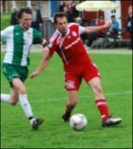 Hans Sjölander gjorde mål men någon poäng blev det inte för Stöde mot topplaget Hofors.