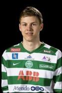 Daniel Andersson gjorde två av SFK:s fyra mål mot Umeå, varav ett var rena drömmålet.