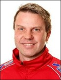 Hasse Eklund trä-nar numera Falken-bergs FF med stor framgång.