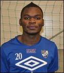 Israel Kalenga hop-pade in och gjorde mål.