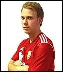 Ånges nyförvärv från Hälsingland, Marcus Jonsson, gjorde hela fem mål mot Kuben 3.