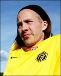 Kim Eriksson gjor-de mål för IFK till ingen nytta - igen...