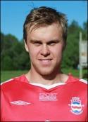 Jonas Södermark gjorde både mål och var Stödes bäste spelare mot Avesta. Trots det förlust med 1-4.