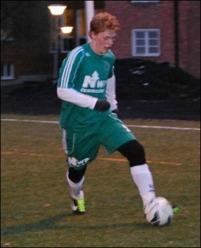Joakim Andersson, Östavalls IF.