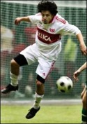 Admir Adra gjorde två mål och sänkte Östavall.