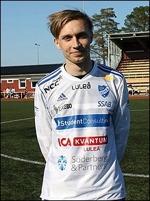 Daniel Ahonen, IFK Luleå, leder skytteligan i div. I Norra.