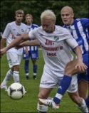 Benny Matsson gjorde mål men det blev ändå förlust för Ånge.