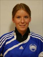 Beatrice Boström är i delad topp av skytteligan.