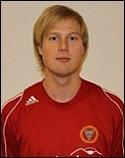 Johan Hammar-ström cykelsparkade in 1-0 för Alnö.